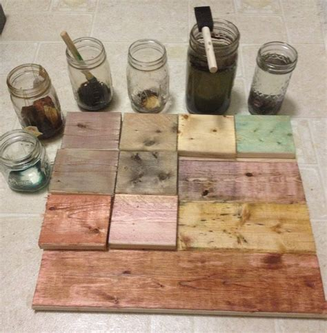Diy Wood Stain